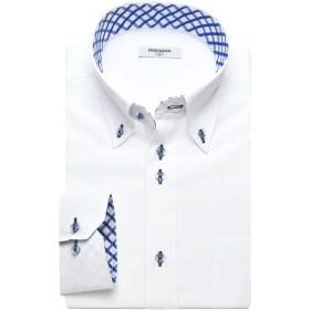 (ビジネススタイル アルフ) businessstyle alfu 長袖 ワイシャツ Yシャツ メンズ/al-ml-sbu-1109-3L-45-85-AT351-26-AW18