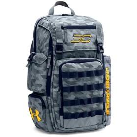 アンダーアーマー メンズ バックパック Under Armour SC30 Backpack リュックサック Stealth Gray/Midnight Navy ステフィン・カリー_OS [並行輸入品]