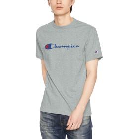 [チャンピオン] スクリプトロゴTシャツ ベーシック C3-P302 メンズ オックスフォードグレー 日本 M (日本サイズM相当)