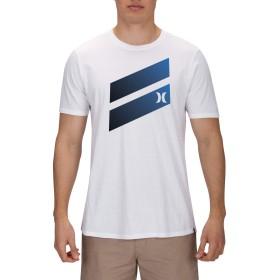 [ハーレー] Tシャツ PREMIUM ICON SLASH GRADIENT TEE メンズ 101 US S (日本サイズS相当)