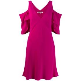 McQ Alexander McQueen オープンショルダー ドレス - ピンク
