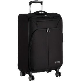 [シフレ] ソフトジッパースーツケース ミチコロンドン 50L 56 cm 2.86kg ブラック