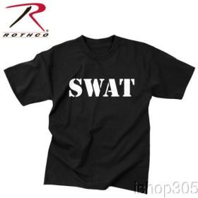 ロスコ 2-Sided Tシャツ (L, SWAT/ブラック)