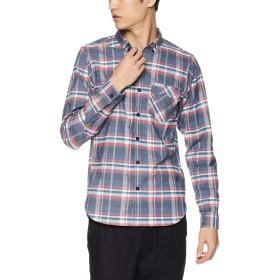 [コロンビア] グリーンストーンリッジロングスリーブシャツ PM6471 XL ブルー系その他