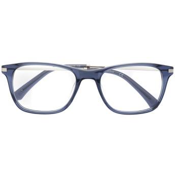 Calvin Klein Jeans スクエア 眼鏡フレーム - ブルー