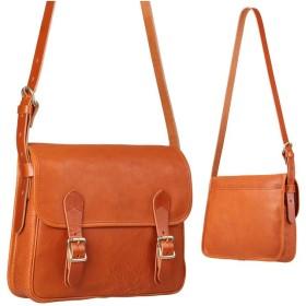 カバンのセレクション スロウ ボーノ ショルダーバッグ メンズ レディース 本革 SLOW bono 49s144g ユニセックス キャメル フリー 【Bag & Luggage SELECTION】