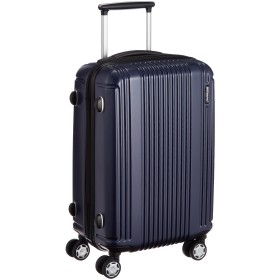 [バーマス] スーツケース ジッパー プレステージ2 機内持ち込み可 4輪 60252 ネイビー 34L 54 cm 2.7kg