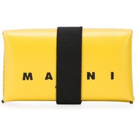 Marni ロゴ 財布 - イエロー