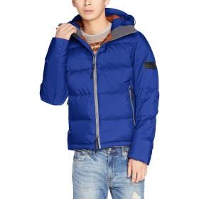 (ナンガ × クリフメイヤー) NANGA × KRIFF MAYER レトロ ダウンジャケット メンズ 1829900 L ブルー