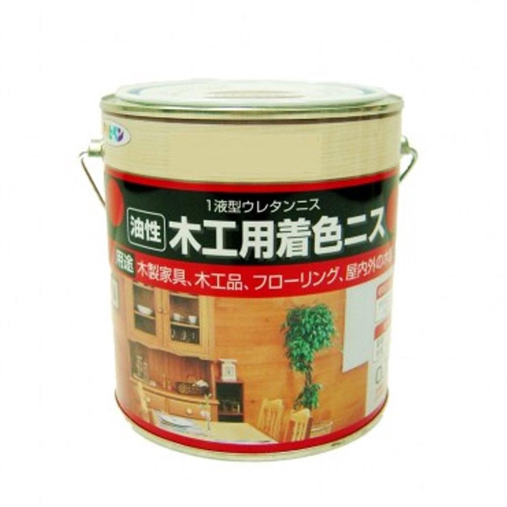 日本木器著色清漆透明亮光0.7L