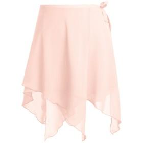 FEESHOW 巻きスカート シフォン素材
