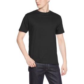 [プリントスター] 半袖 4.0オンス ライト ウェイト Tシャツ 00083-BBT [メンズ] ブラック 160cm (日本サイズ160相当)