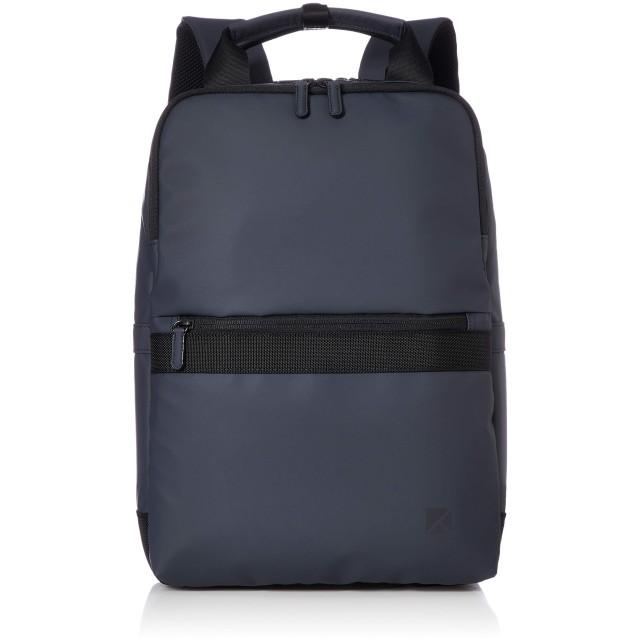[スターツ] ビジネスバッグ A4収納リュック 紺 One Size