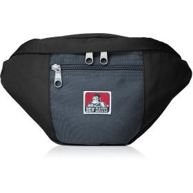 [ベンデイビス] ウェストバッグ COLOR COMBI WAIST BAG カラーコンビ ウェスト ポーチ ブラック