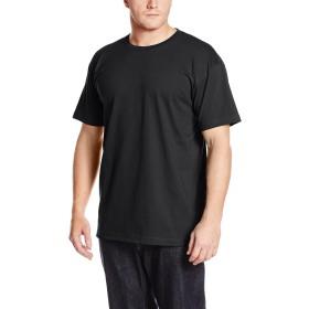 (ユナイテッドアスレ)UnitedAthle 7.1オンス へヴィーウェイト Tシャツ(オープンエンドヤーン) 425201 [メンズ] 002 ブラック XS