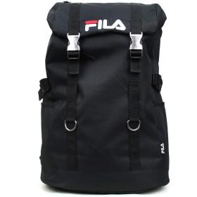 [FILA(フィラ)] 被せリュック 20L ラウンド 7557 ブラック