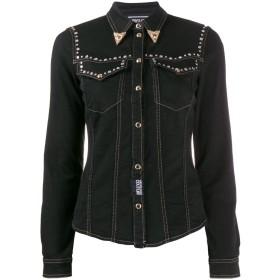 Versace Jeans Couture カウボーイ Tシャツ - ブラック
