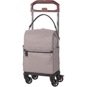 [ソエルテ] スーツケース リゾルート キャスターストッパー付 機内持ち込み可 12L 35 cm 1.9kg ウォームグレー