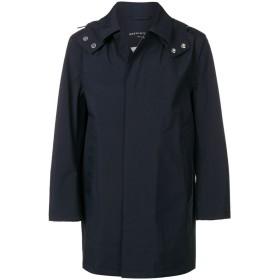 Mackintosh ナイロン フーデッドコート GMH-006 - ブルー