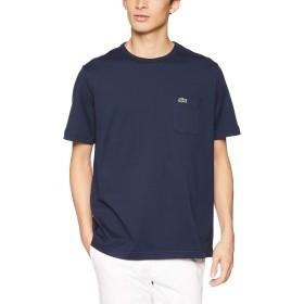 [ラコステ] Tシャツ(半袖) メンズ TH633EM ネイビー EU 004 (日本サイズL相当)