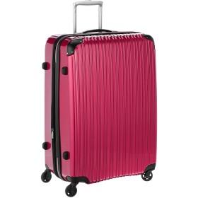 [シフレ] 拡張スーツケース エスケープ 65cm 90-102L 4.7kg 預入157㎝サイズ TSAロック 102L 72 cm ESC2007-65 メタリックマゼンタ