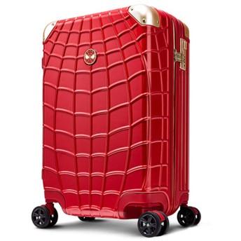 DESENO MARVEL SPIDERMAN スーツケース ファスナータイプ 機内持ち込み可 Sサイズ