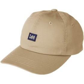 [リー] キャップ BOXLOGO CAP レディース カーキ 日本 M (日本サイズM相当)