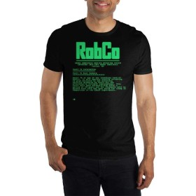 Fallout RobCo Industries半袖Tシャツ、XXL
