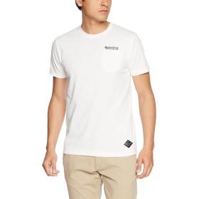 (クイックシルバー)QUIKSILVER Tシャツ TWIN FIN MATES TECH ST QST182029 [メンズ] QST182029 WHT WHT M