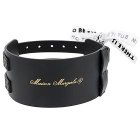 Mm6 Maison Margiela ロゴ チョーカー - ブラック