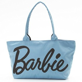 バービー(バッグ・小物)(Barbie) バービー ルル シリーズ 1泊旅行もOK トートバッグ / 54453【ブルー/】
