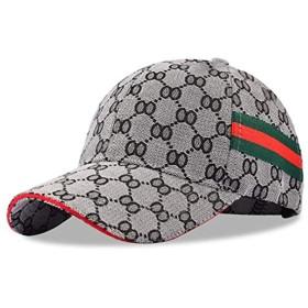 JOMISS 帽子 メンズ キャップ レディース 男女兼用 キャンバス野球用 帽子 練習用キャップ (グレー)