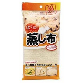 蒸し布 2~3升 キッチン 台所 綿 セイロ 蒸し器 小[plus1]