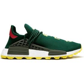 Adidas PW Hu NMD NERD シューズ - Green/Yellow/White