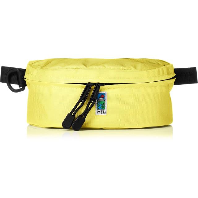 [エムイーアイ] ボディバッグ Minimum Bodybag YELLOW