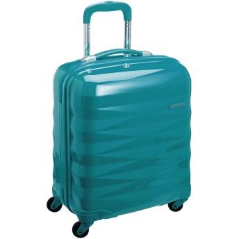 [アメリカンツーリスター] スーツケース キャリーケース クリスタライト スピナー50 機内持ち込み可 保証付 32L 46 cm 2.8kg ターコイズ