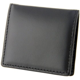 [エルゴポック] HERGOPOCH 06 ワキシングレザー 小銭入れ HG-06W-BOX-BK ブラック