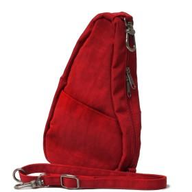 HEALTHY BACK BAG(ヘルシーバックバッグ) バッグレット テクスチャードナイロン (クリムゾン)