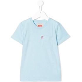 Levi's Kids チェストポケット Tシャツ - ブルー
