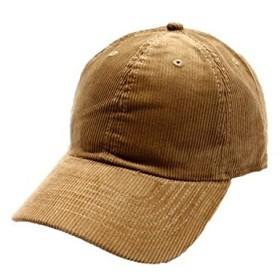 C.E.L.STORE NEWHATTAN/ニューハッタン CORD BASEBALL CAP ベースボールキャップ MU17F00600 FREE タン