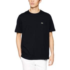 [ラコステ] Tシャツ(半袖) メンズ TH633EM ブラック EU 003 (日本サイズM相当)