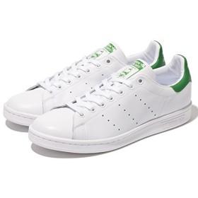 adidas(アディダス) スタンスミス M20324 Running White/Fairway(ホワイト×グリーン) 23.5cm