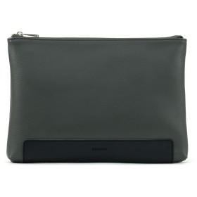 並行輸入品 LOTUFF ロトプ Genuine Leather Clutch Hand Strap LO-6613