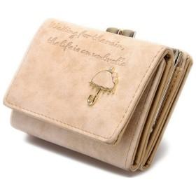 PIKANCHI ミニ財布 レディース レディース 財布 人気 RFID スキミング防止 コインケース 小銭入れ がま口 小さい財布 かわいい 大容量 ウォレット おしゃれ 多機能 8色