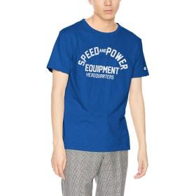 [チャンピオン] Tシャツ C3-P329 メンズ ウィンザーブルー 日本 S (日本サイズS相当)