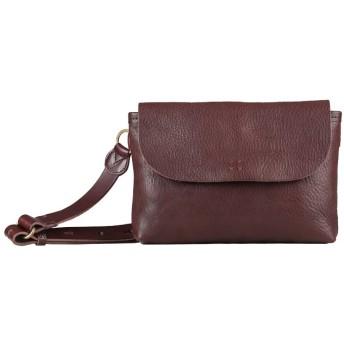 カバンのセレクション スロウ ボーノ ショルダーバッグ メンズ レディース 本革 SLOW bono 49s13b ユニセックス ダークブラウン 在庫 【Bag & Luggage SELECTION】