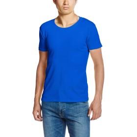 [ダルク] 半袖 5.0オンス スタンダード クルーネック Tシャツ DM030 ロイヤルブルー M (日本サイズM相当)