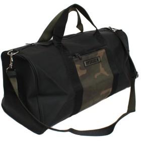 (ハイドロゲン) HYDROGEN GUMMY WEEKEND BAG グミーウィークエンドバッグ EG0008 007 BLACK ブラック カモフラージュ ボストンバッグ [並行輸入品]