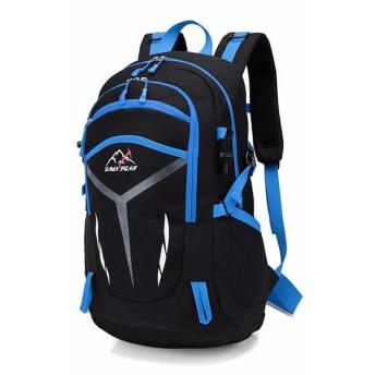 登山リュック40L バッグ 旅行 デイバック 防撥水 ハイキング 多機能 防災 クライミング アウトドア