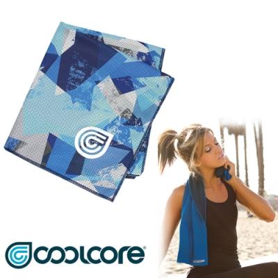 COOLCORE Chill Sport 涼感運動巾【印花系列 】冰迷彩